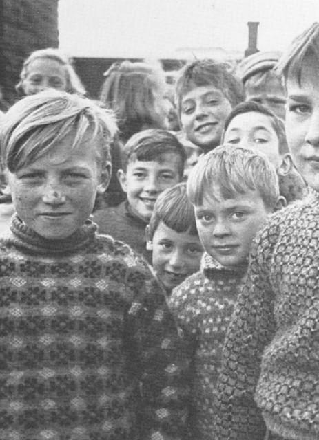 Faroe Island sweaters