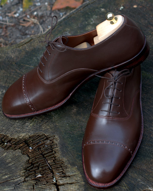 Bespoke-punched-captoes-shoes
