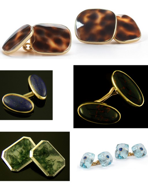 A Guide to Cufflinks