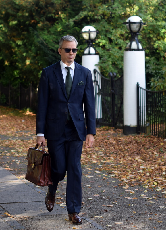 Bespoke-Blue-Suit-and-Brown-Edward-Green-Shoes-The-Journal-of-Style-1