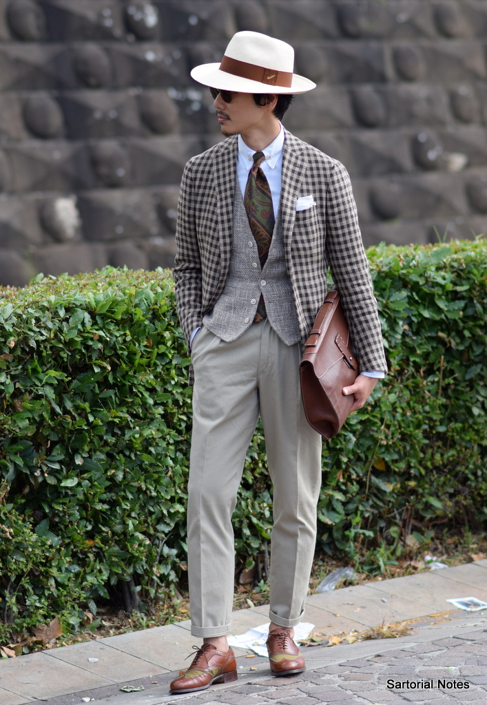 Heritage Style in Pitti Uomo by_Torsten_Grunwald