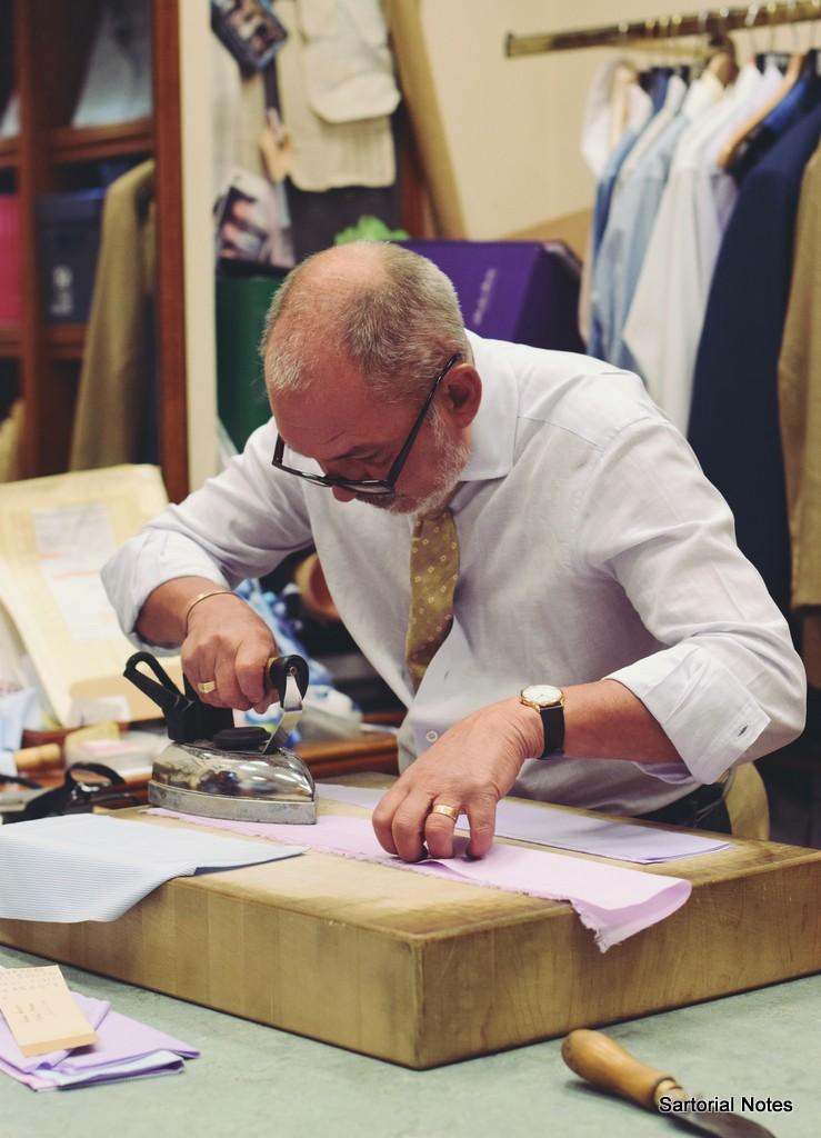 Shirtmaker Robert_Whittaker at Deger Skinner