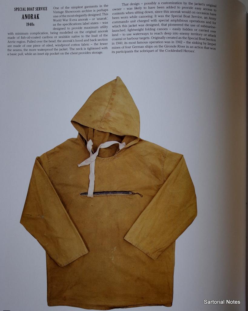 Anorak vintage menswear by Sartorial_Notes