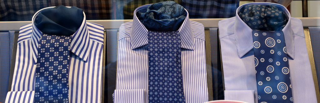 blue_striped_shirt_and-_foulard_tie_by_grunwald
