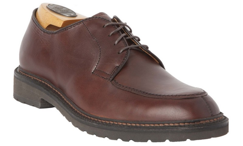 alden split toe shoes
