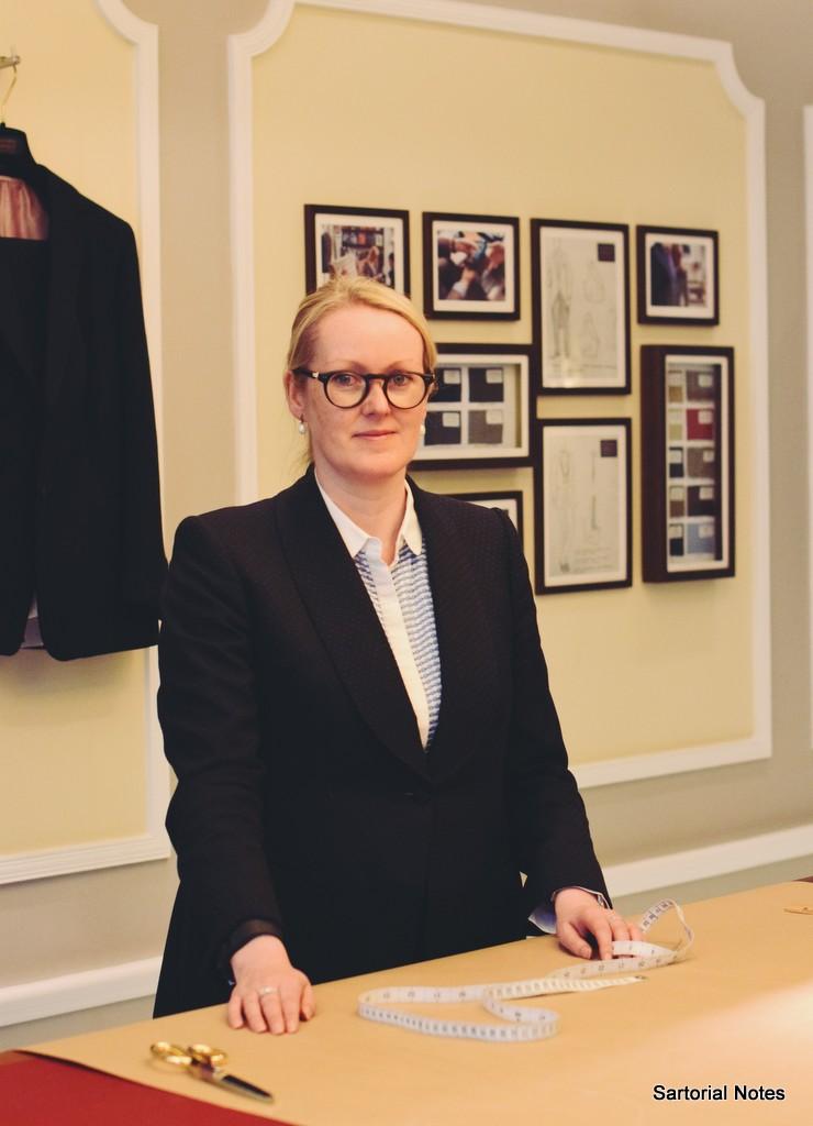 kathryn sargent tailor on savile row by_torsten_grunwald