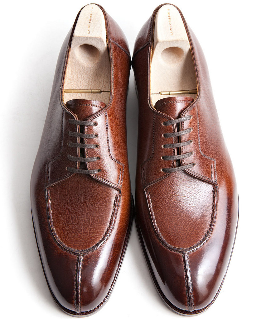Dress Shoes Split Toe