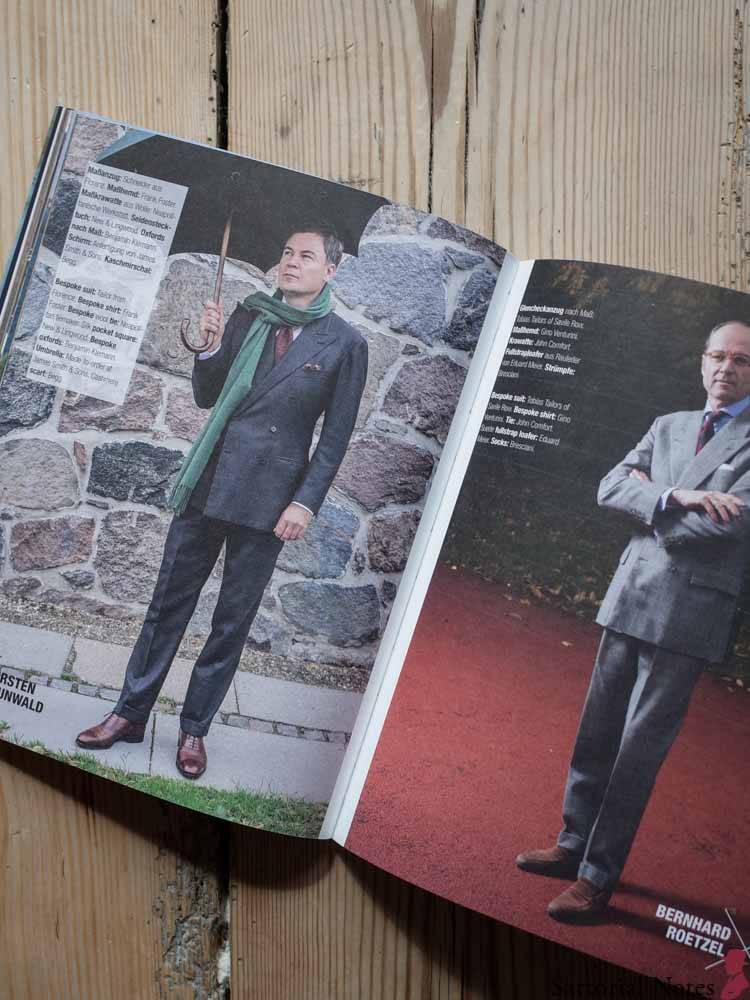 A Gentleman's Lookbook Bernhard Roetzel and Torsten Grunwald