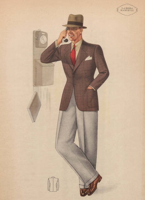 Tweed-flannel-1930s-Italian-The-Journal-of-Style