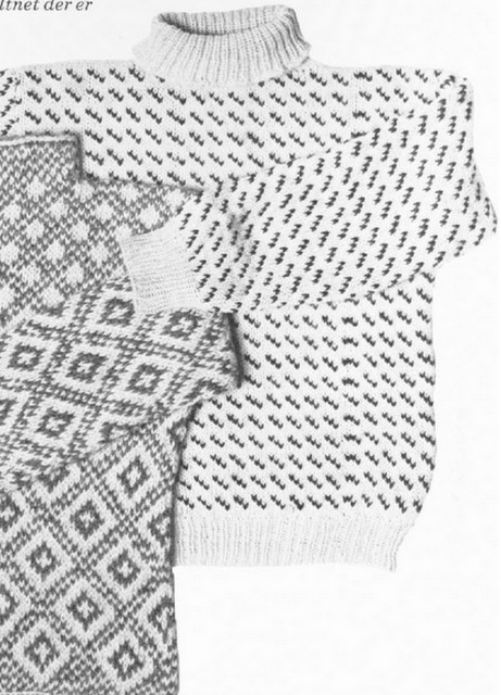 Nordic Knits For Men