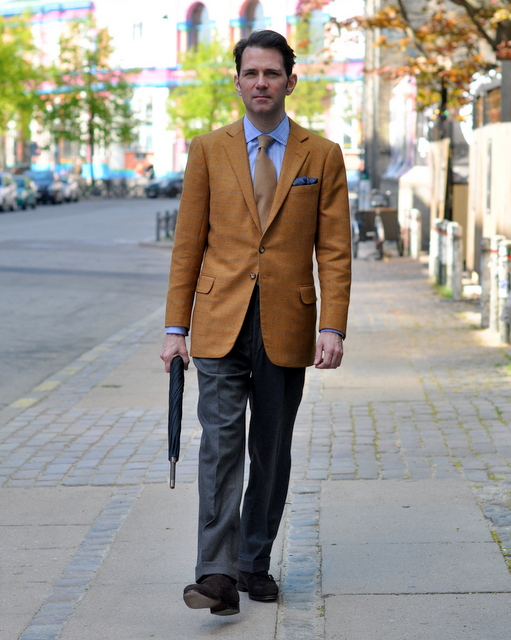 Last Days of (Faux) Tweed and Flannel