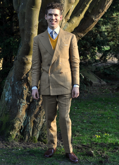 Linen-Suit-Musella-Dembech-Shoes-Jan-Myhre-The-Journal-of-Style-1