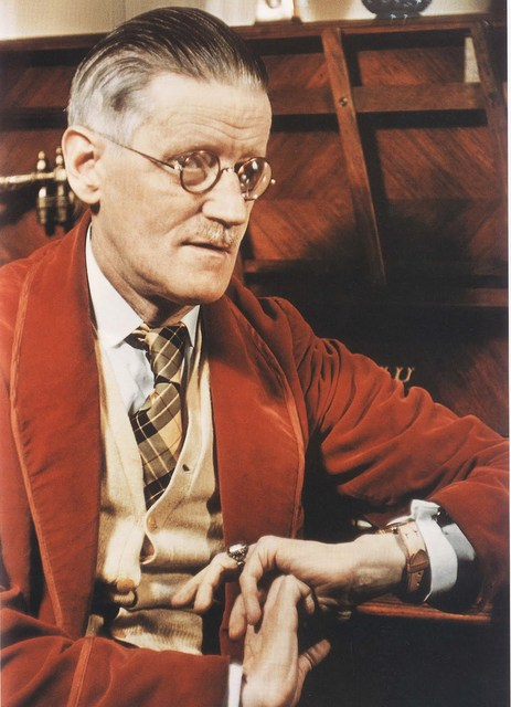 James Joyce in 1939