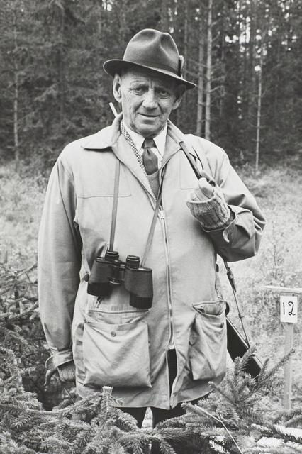 Frederik på elgjagt i Sverige
