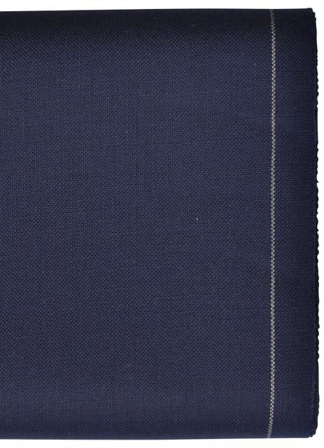 Navy-Summer Jacketing-Hopsack-Grunwald