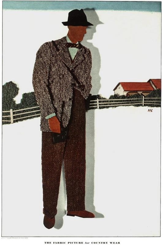 Esquire-1934-September-Fabric-Collage-The-Journal-Of-Style