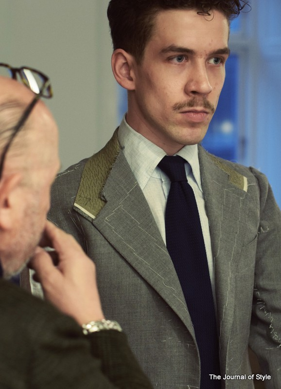 Jeppe-fitting-at-Franco-Guida-The-Journal-of-Style