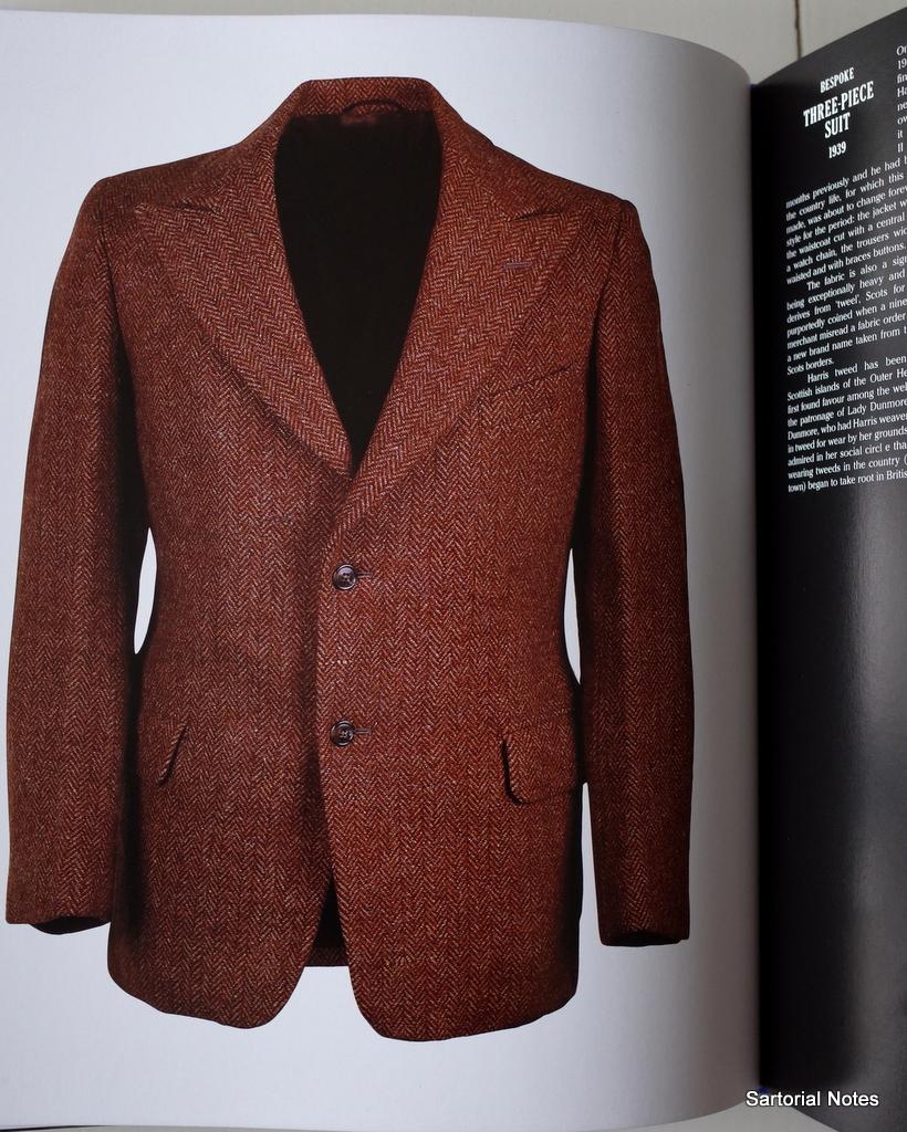 Vintage wear harris tweed vintage_room_by_Sartorial_Notes
