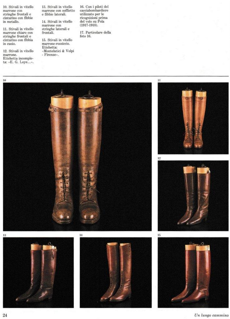gabriele d'annunzio boots sartorial_notes