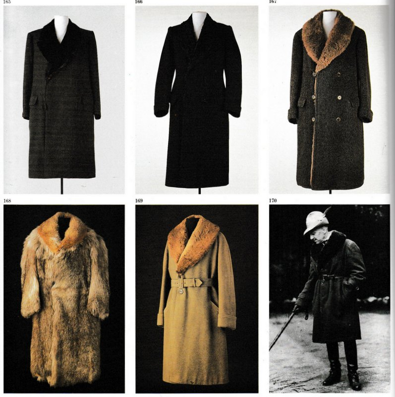 gabriele d'annunzio overcoats