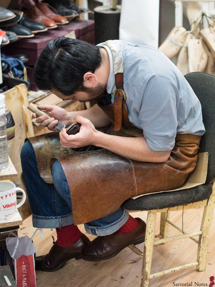 Bespoke Shoemakers in London