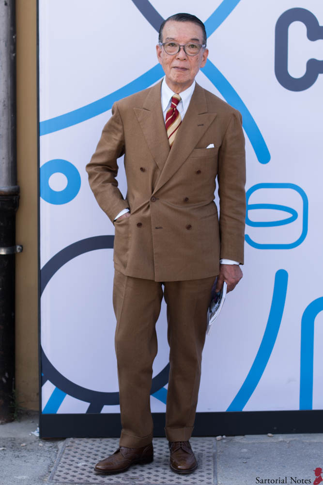 The Best Dressed At Pitti Uomo 92 Part 1
