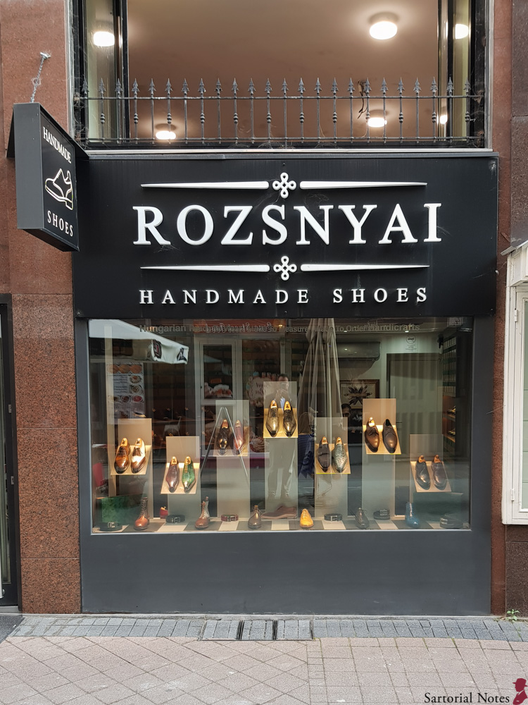 Rozsnyai Shoes Price