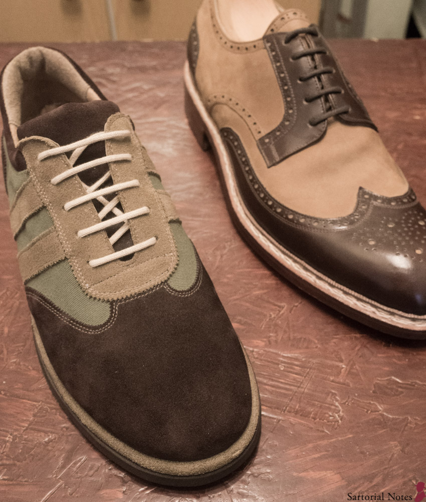 budapest bespoke shoes Sutor