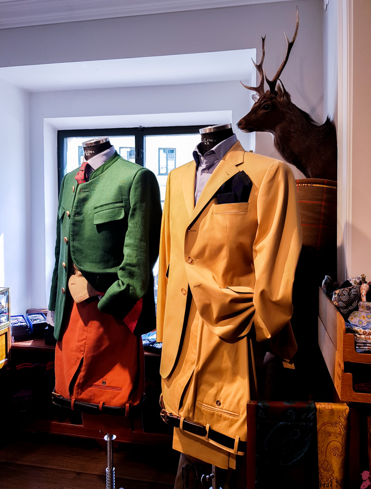 Ed Meier - The Best Menswear Shopping in Munich