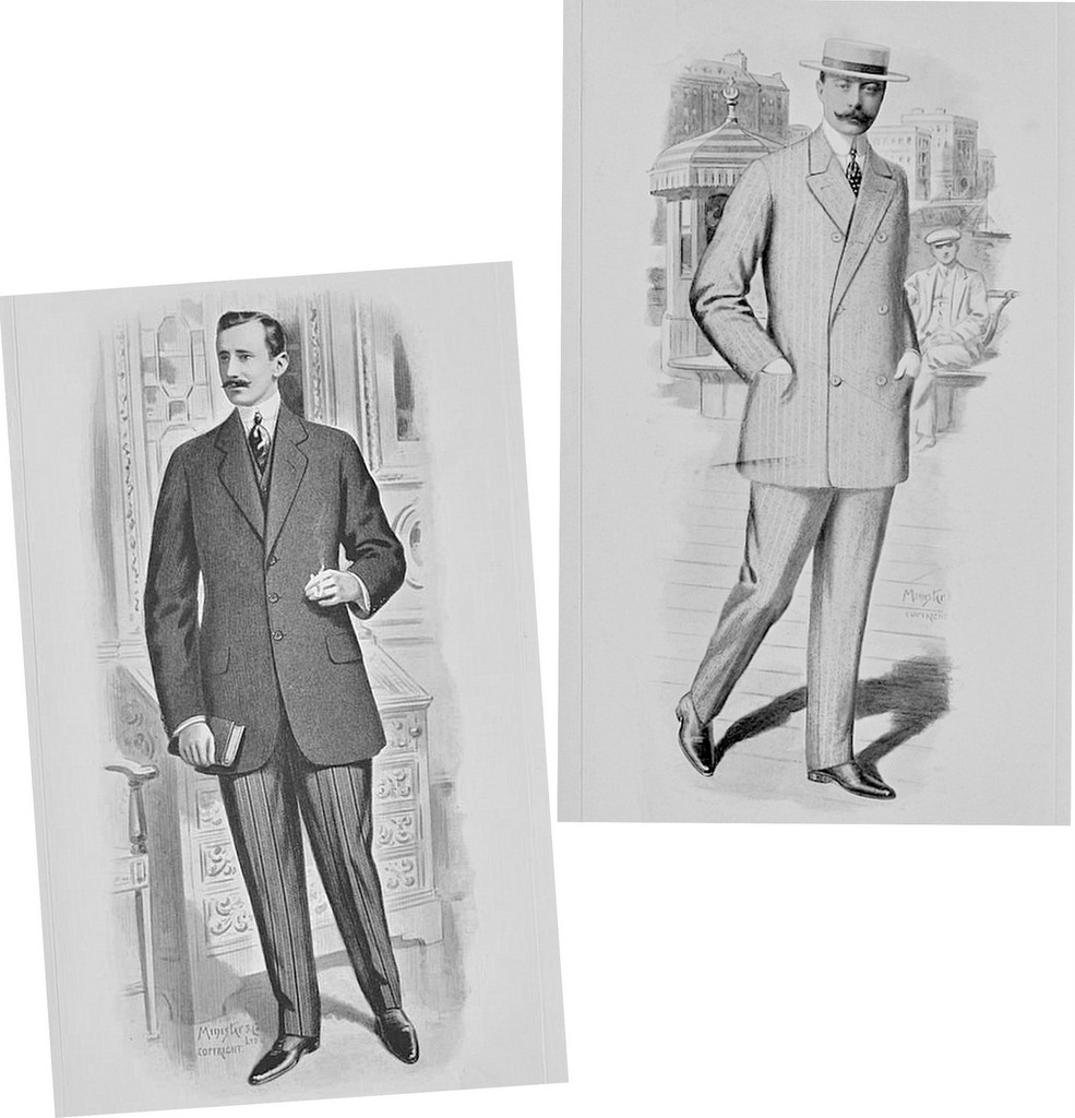 history of the suit
