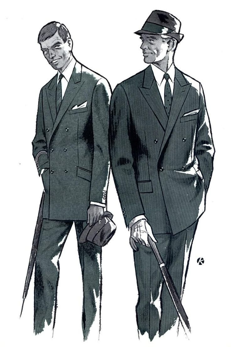 eef8cabe9 The Amazing History of The Modern Suit -