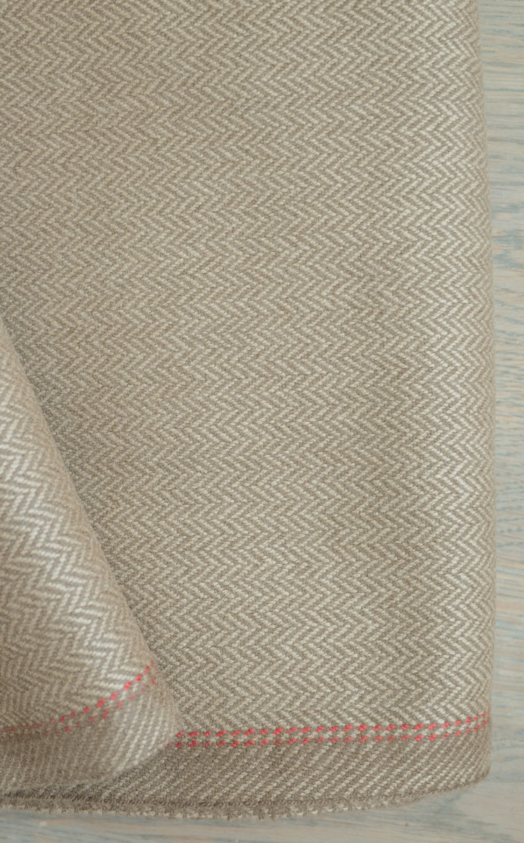 tweed herringbone jacketing